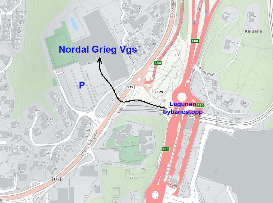 Nordal Grieg vgs